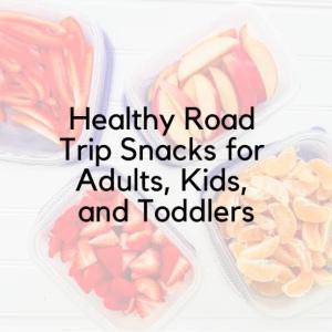 Road snacks