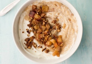 Amaranth porridge